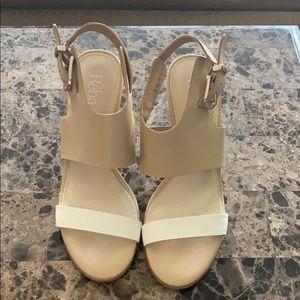 Reba sandals